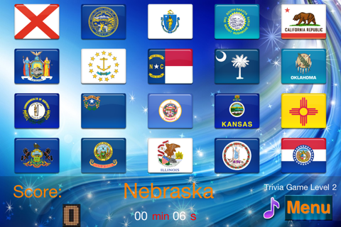 Master USA State flags - náhled