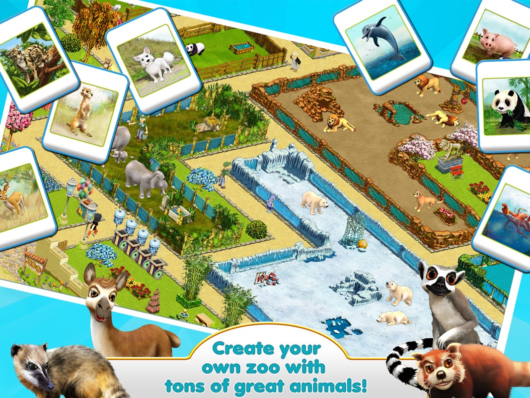 Zoo Game