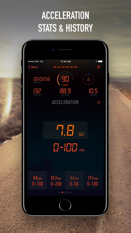 SPEEDOMETER™ screenshot-2