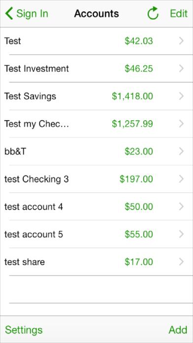CheckShare Screenshots