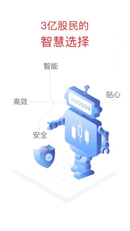 同花顺-炒股、股票 screenshot-0