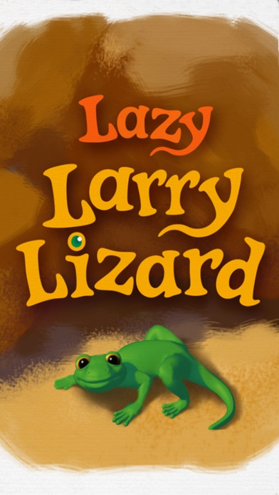 Lazy Larry Lizard review screenshots