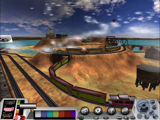 Screenshot #3 for iRunTrains