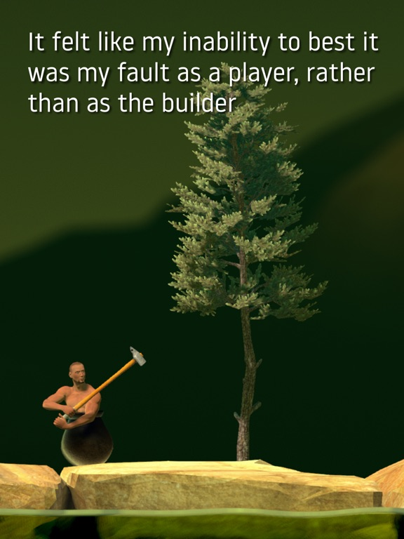 Getting Over It screenshot 8