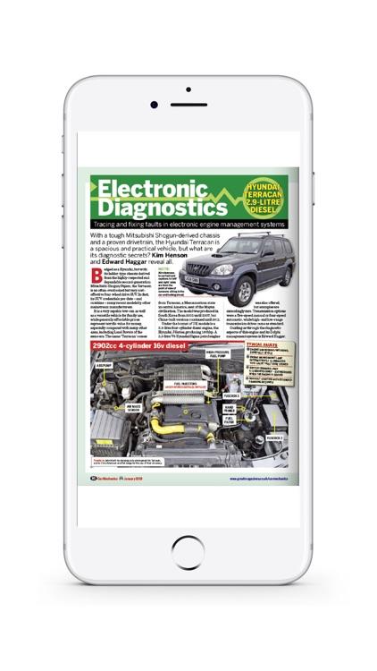 Car Mechanics Magazine screenshot-4