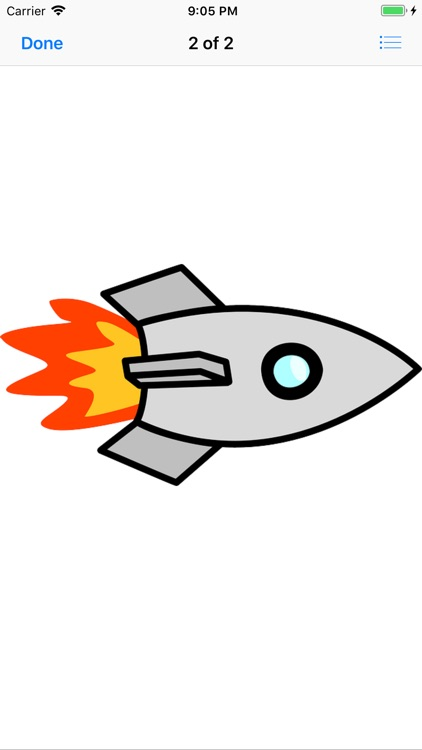 Rocket Sticker Pack screenshot-6