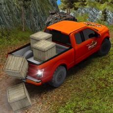 Activities of Offroad Pickup Truck: Hill Dri