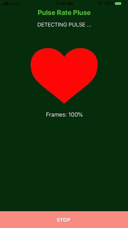 Heart Rate Plus+ screenshot-3