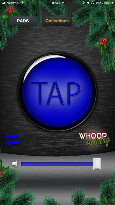 Whoop Holiday - App - Apps Store