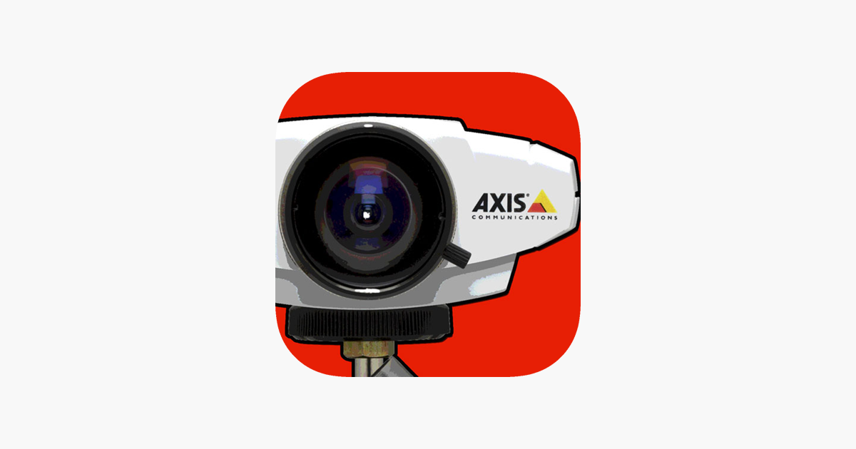 ‎Viewer for Axis Cams