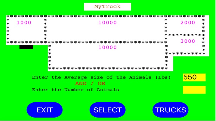 Livestock Truck Allocation screenshot-3