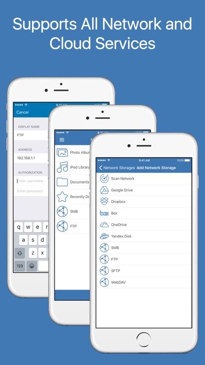 File Manager Pro - Network Explorer screenshot-3