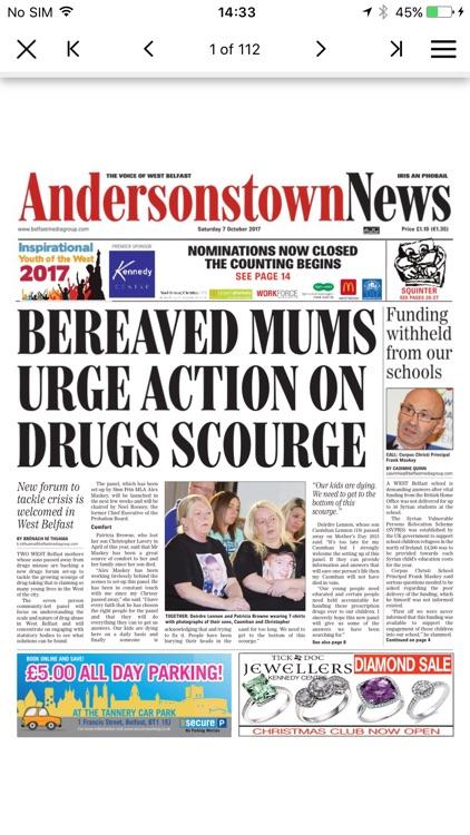 Andersontown News