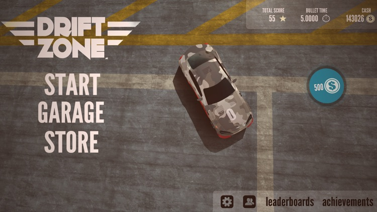 Drift Zone – Real Car Race screenshot-0