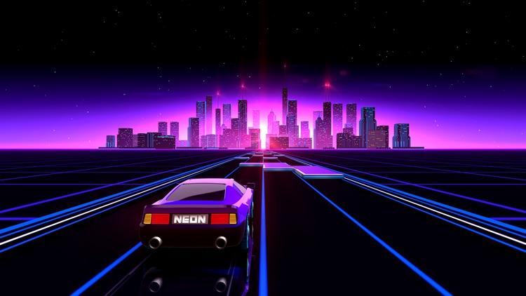 Neon Drive - '80s style arcade screenshot-0