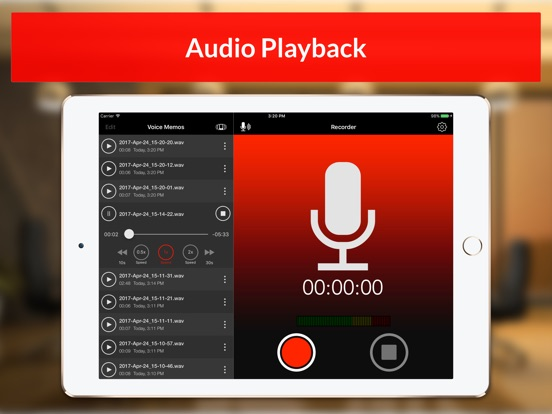 Voice Recorder & Audio Memos Preview 6