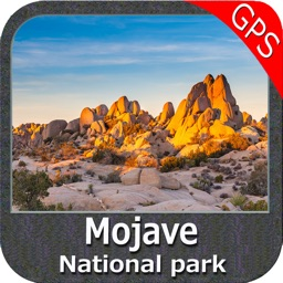Mojave National Park - GPS Map Navigator