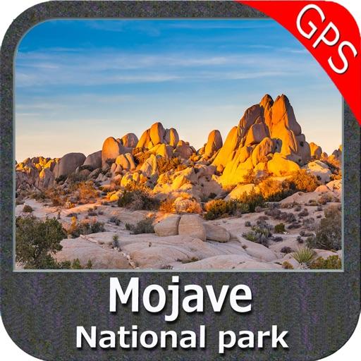 Mojave National Park - GPS Map Navigator