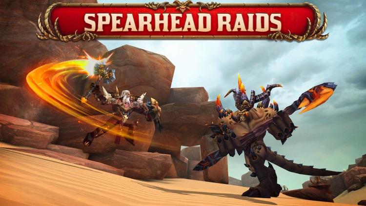 Crusaders of Light screenshot-3