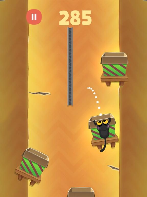 Kitty Jump!! screenshot 10