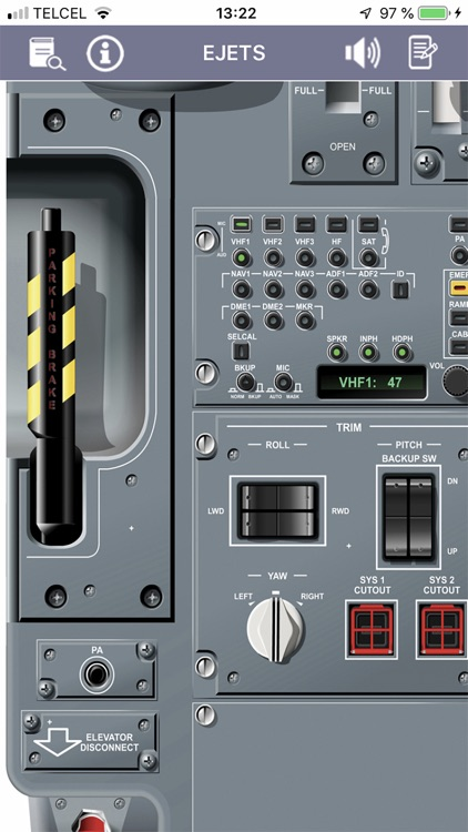 EJETS VIRTUAL PANEL screenshot-2