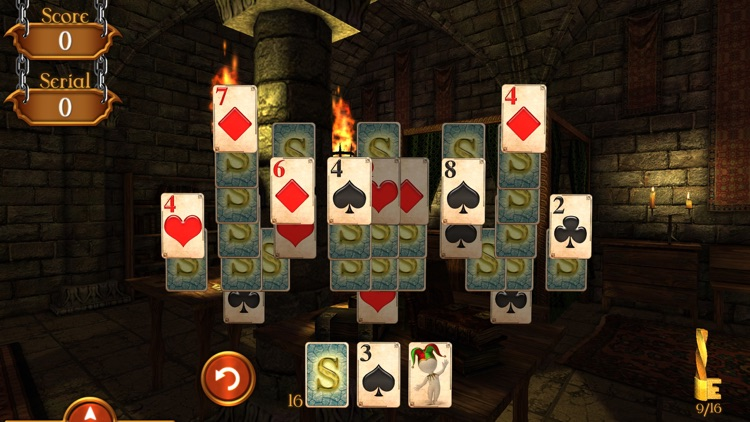 Solitaire Dungeon Escape screenshot-4