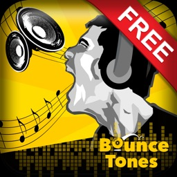 Bounce Tones Free - Personalize your own ringtone tones and alert tone