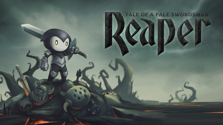 Reaper – Tale of a Pale Swordsman