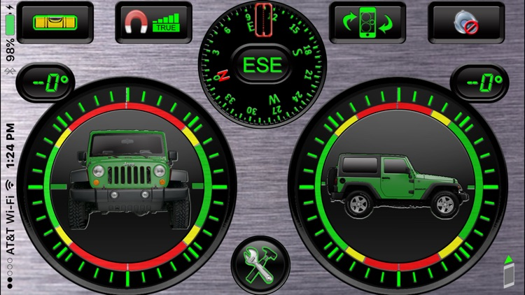 Vehicle Clinometer screenshot-3
