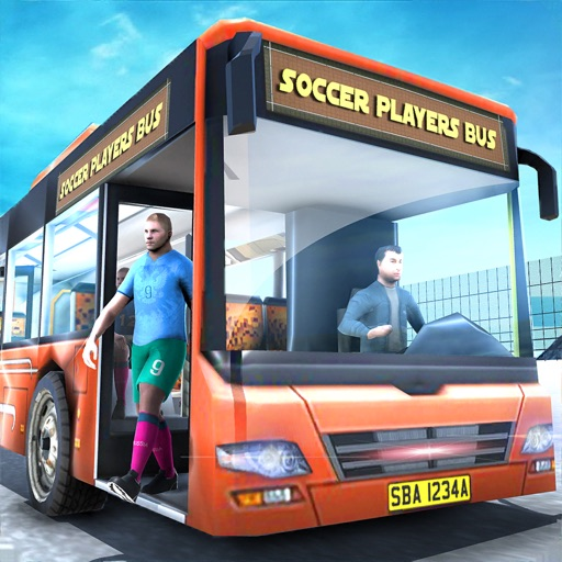Soccer Team Transport Bus Sim