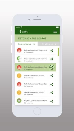 APP PARA DEJAR DE FUMAR IPHONE GRATIS