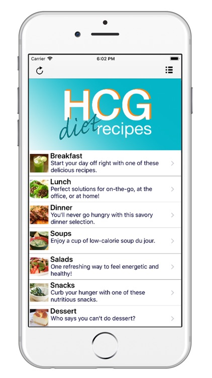 HCG Diet Recipes and More