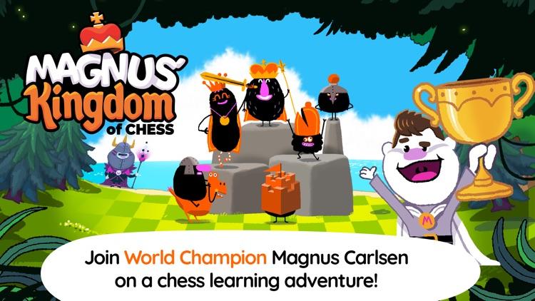 Magnus Kingdom of Chess screenshot-0