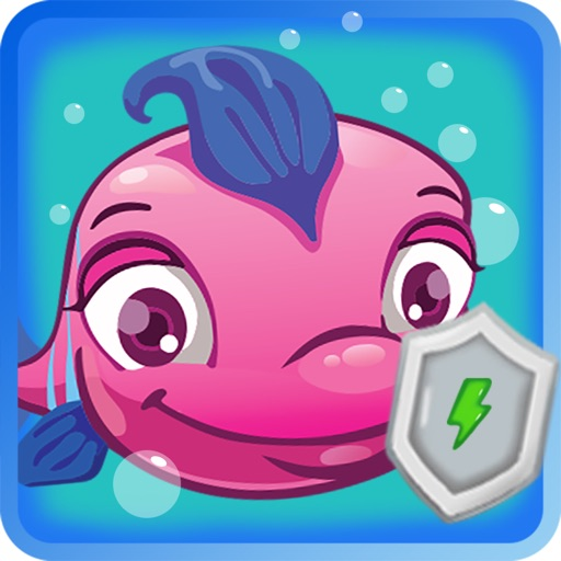 Cross Fish - Fish Heroes