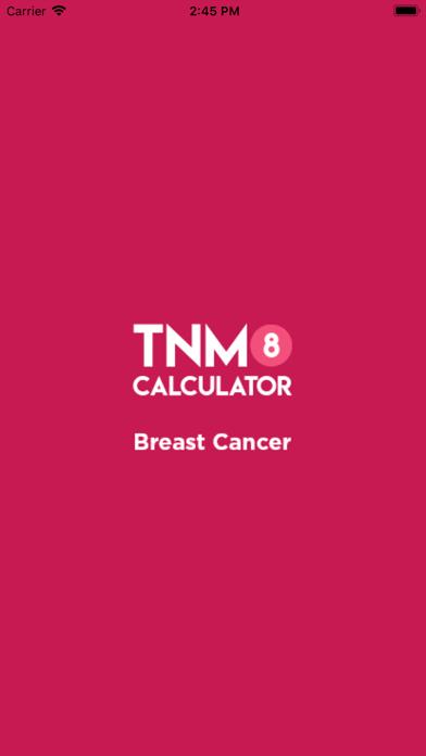 TNM8 Breast Cancer Calculatorのおすすめ画像1
