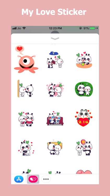 My Love Sticker screenshot-3
