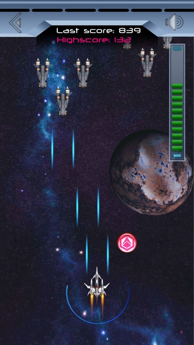 Spaceship Galaxy Flight Скриншоты3