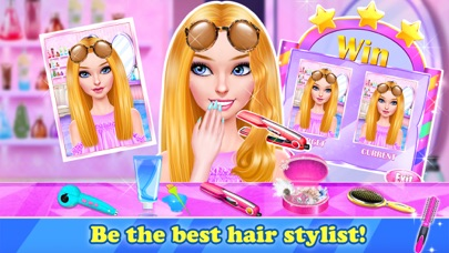 Hair Stylist Fashion Salon 2