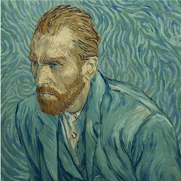 Loving Vincent Stickers
