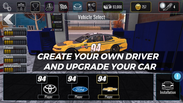 NASCAR Heat Mobile screenshot-2