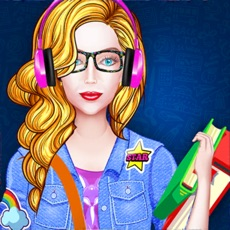 Activities of Dress Up Games College Girl