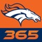 This is the official mobile app of the Denver Broncos