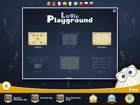 Logic Playground 2+ - náhled