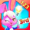 Wonder Bunny 三年级年级数学加减法竞赛