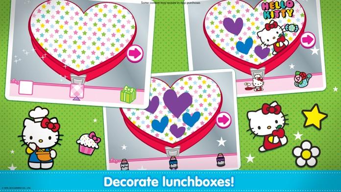 Hello Kitty Lunchbox Screenshot