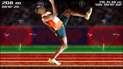 Screenshot for QWOP for iOS in China App Store