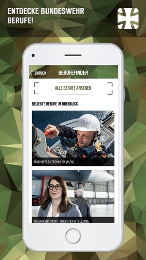 Bundeswehr Challenge Screenshot