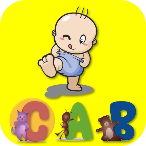 ABC Learn Alphabet Trivia Game iOS App