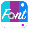 Fontography - Text on Pictures - Appgrammers LLC Cover Art