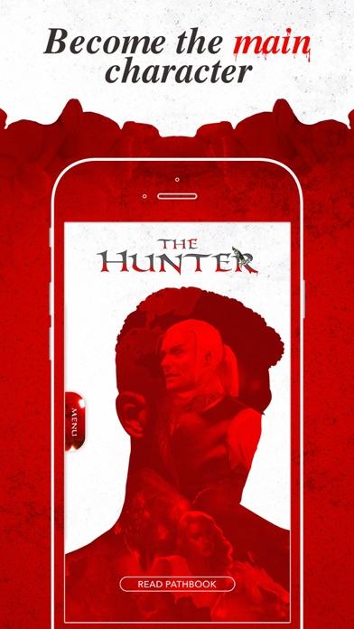 The Hunter PATHBOOK 36 endings screenshot 2